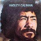 HADLEY CALIMAN Hadley Caliman album cover