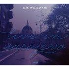 HÅKON KORNSTAD Live in Sarajevo album cover