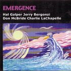 HAL GALPER Emergence album cover