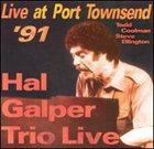 HAL GALPER Live At Port Townsend '91 album cover