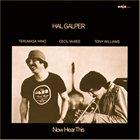 HAL GALPER Now Hear This album cover