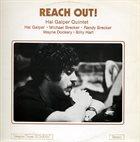 HAL GALPER Reach Out album cover