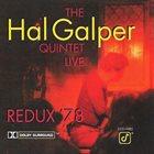 HAL GALPER Redux '78 album cover