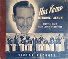 HAL KEMP Hal Kemp Memorial Album album cover