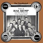 HAL KEMP The Uncollected Hal Kemp And His Orchestra Vol. 2 album cover
