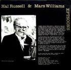HAL RUSSELL / NRG ENSEMBLE EFTSOONS album cover