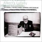 HAL RUSSELL / NRG ENSEMBLE Albert's Lullaby album cover