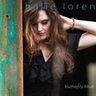HALIE LOREN Butterfly Blue album cover
