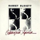 HAMIET BLUIETT Endangered Species album cover