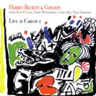 HAMIET BLUIETT Live At Carlos I album cover