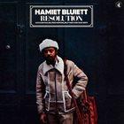 HAMIET BLUIETT Resolution album cover
