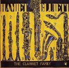 HAMIET BLUIETT The Clarinet Family (live in Berlin) album cover