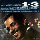 HAMPTON HAWES All Night Session! 1~3 album cover