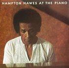 HAMPTON HAWES At The Piano album cover
