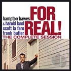 HAMPTON HAWES For Real: Complete Session album cover