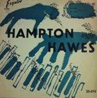 HAMPTON HAWES Hamp Hawes Quartet album cover
