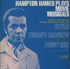 HAMPTON HAWES Hampton Hawes Plays Movie Musicals album cover
