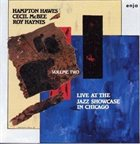 HAMPTON HAWES Live at the Jazz Showcase in Chicago Vol. 2 album cover