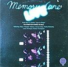 HAMPTON HAWES Memory Lane Live album cover
