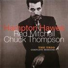 HAMPTON HAWES The Trio: Complete Sessions album cover