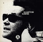 HAMPTON HAWES The Two Sides Of album cover