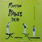 HAMPTON HAWES Trio Vol.1 album cover