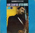 HANK CRAWFORD After Hours album cover