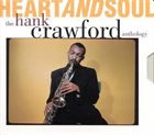 HANK CRAWFORD Heart And Soul album cover