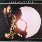 HANK CRAWFORD Midnight Ramble album cover