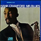 HANK CRAWFORD Mr. Blues album cover