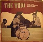 HANK JONES The Trio With Guests (aka Bluebird aka Hank's Pranks) album cover