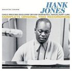 HANK JONES Complete Original Trio Recordings album cover