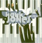 HANK JONES Favors album cover