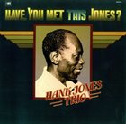 HANK JONES Have You Met This Jones? album cover