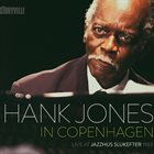 HANK JONES In Copenhagen : Live At Jazzhus Slukefter 1983 album cover
