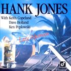 HANK JONES Lazy Afternoon album cover
