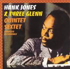 HANK JONES Hank Jones & Tyree Glenn : Quintet & Sextet album cover