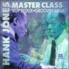 HANK JONES Master Class album cover