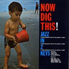 HANK JONES Now Dig This : Jazz In 2 Keys (Music Minus One ‎series) album cover