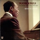 HANK JONES Relaxin' At Camarillo album cover