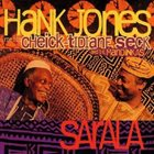 HANK JONES Hank Jones Meets Cheick-Tidiane Seck The And Mandinkas : Sarala album cover
