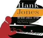 HANK JONES The Greatest Hits Of Standards Vol.3 : My Funny Valentine album cover
