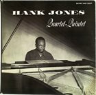 HANK JONES The Hank Jones Quartet-Quintet album cover
