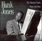 HANK JONES The Talented Touch / Porgy and Bess album cover