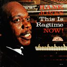 HANK JONES This Is Ragtime Now! album cover