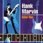 HANK MARVIN Guitar Man album cover