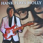 HANK MARVIN Hank Plays Holly album cover