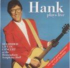 HANK MARVIN Hank Plays Live album cover