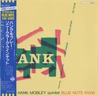 HANK MOBLEY Hank Mobley Quintet Featuring Sonny Clark (aka Curtain Call) album cover