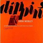 HANK MOBLEY Dippin' album cover
